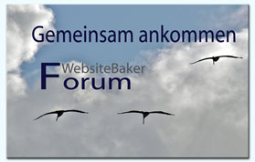 WebsiteBaker Forum