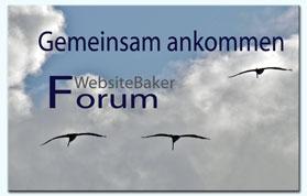 WebsiteBaker Forum